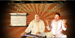 <span>Wadali Brothers are well known Sufi Singers</span><i>→</i>
