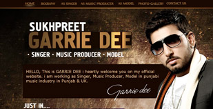 <span>Garrie Dee is a Punjabi Singer, Model and Music Producer</span><i>→</i>