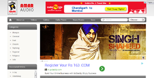 <span>One of the leading Music Companies in Punjab</span><i>→</i>